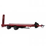 Прицеп автомобильный для перевозки спецтехники до 15 тонн модель 9835-71