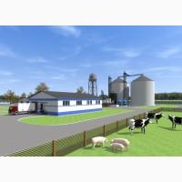Аренда газгольдера 10500 литров для фермы