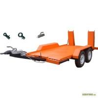Прицеп автомобильный для перевозки малогабаритной спецтехники 9835-22-2