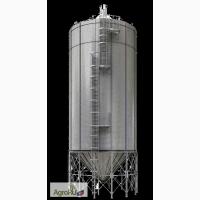 Силосы с конусным дном для хранения зерна от 55 до 1000 тонн