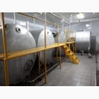 Б/у Оборудование для производства безалкогольных напитков