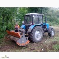 Мульчер (фиксированные резцы) на трактор 80-330лс