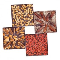 Шоколад, драже, конфеты, макрон, макарун