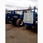 Трактор хтзТ150 с двигателем ЯМЗ