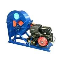 Дисковая рубительная машина (щепорез) ВРМх-400 (бензиновый двигатель) - от Производителя