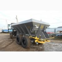 Разбрасыватель минеральных удобрений МВУ-8Б
