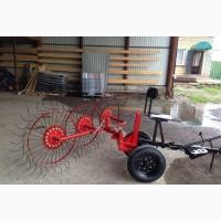 Грабли-ворошилки 3-колесные BM-3