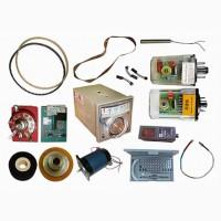 Запчасти и комплектующие для конвейерных запайщиков DBF, FRB, FRM
