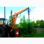 Экскаватор-погрузчик ЭО2626 на базе трактора Беларус-82 (мтз)