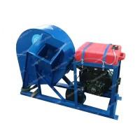 Дисковая рубительная машина (щепорез) ВРМх-600 (бензиновый двигатель) - от Производителя
