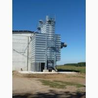 Зерносушилки циклические STRAHL (Италия)
