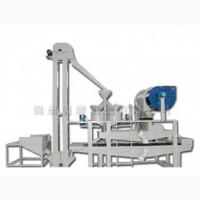 Оборудование для переработки, чистки, шелушения и сепарации гречихи