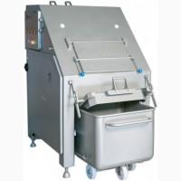 Машины для измельчения замороженных продуктовых блоков ИБ-4 и ИБ-8