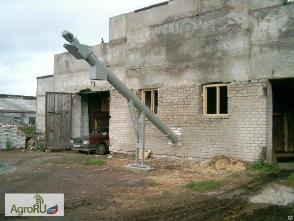 Тшн 300 транспортер шнековый конвейеры ооо