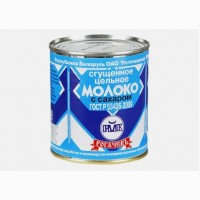 Молоко цельное сгущённое с сахаром 8, 5% «рогачевъ» оптом