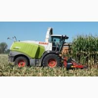 Жатки DOMINONI (Италия) для уборки кукурузы на корнаж