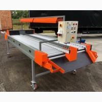 Инспекционный роликовый стол для овощей и фруктов РИ-3Т (конвейер)