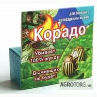 Корадо» - препарат для борьбы с колорадским жуком и тлей