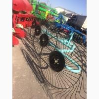 Грабли-ворошилки колесно-пальцевые российского изготовителя, типа OGR