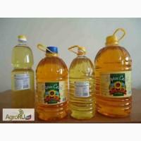 Подсолнечное рафинированное дезодорированное масло высшего сорта