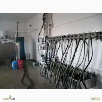 Молокопровод МилкЛайн - 200 Н (транспортные линии нержавеющая сталь, ручная промывка)