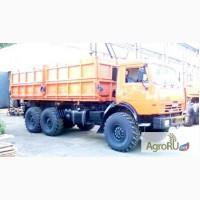 КАМАЗ 45144 самосвал сельхозник на шасси КАМАЗ 43118 полноприводный вездеход