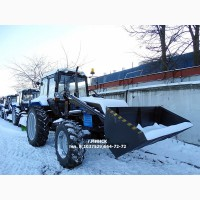 МУП-351 машина уборочно-погрузочная на базе МТЗ-82.1-23/12