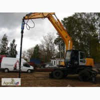 Ямобур drd-20 (Великобритания) на экскаваторы массой 10-20 тонн