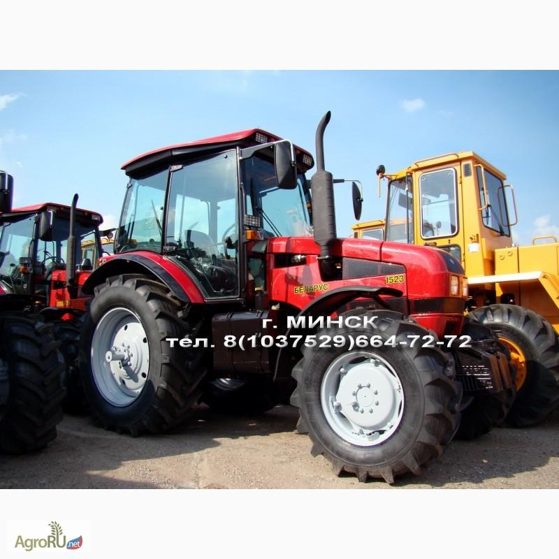 Продаем НОВЫЕ трактора «Беларус МТЗ». Со стоянки и под.