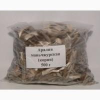 Аралия Маньчжурская Приморская корень сухой