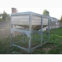 Емкости накопительные для гороха и бобовых