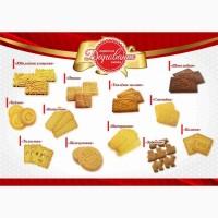 Производство и реализация печенья