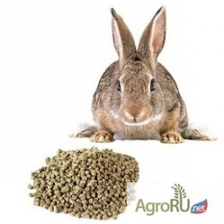 Комбикорм для кроликов, комбикорм для коз