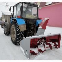 Снегоочиститель шнекороторный навесной СШР–2, 0 (задняя навеска) на базе трактора МТЗ