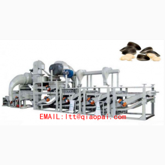 Дробильное оборудование семян подсолнечника TFKH-1500