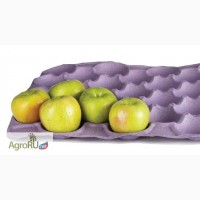 Подложки для транспортировки яблок