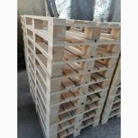 Поддоны деревянные от производителя
