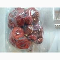 Мухомор сушеный красный