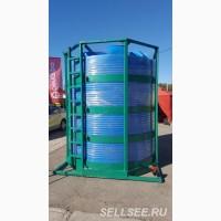 Емкости Кассета 10 м3 для стационарного хранения плотных жидкостей