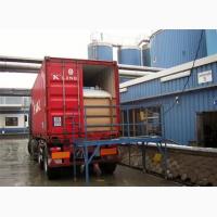 Подсолнечное масло во флекситанках (flexitank) на экспорт
