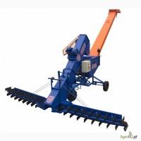 Погрузчик зерна - метатель ПЗМ-110