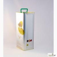 Оливковое масло EV Sitia PDO 0, 1%-0, 3% фермерского производства пониженной кислотности