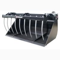 Ковш с захватом XL для телескопических погрузчиков