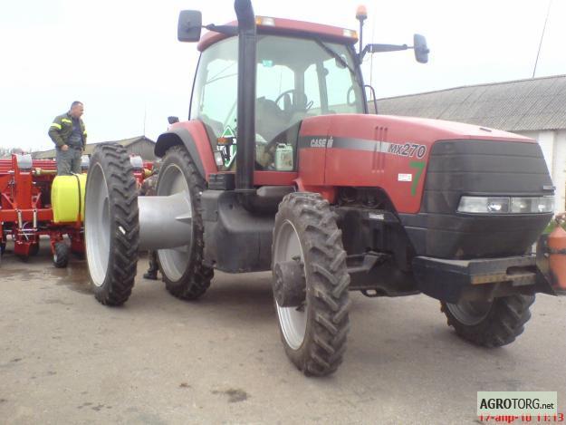 Узкие колеса для тракторов (работа в междурядьях)