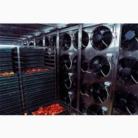 Требуются услуги по заморозке продуктов по NaNo-технологии CAS и AEF