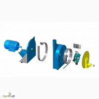 Запасные части для кормодробилок