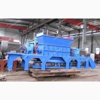 Шредер двухвальный для отходов пластика, дерева ДШВ-1800 - от Производителя