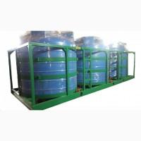 Емкость 15 м3 Кассета для транспортировки жидкостей