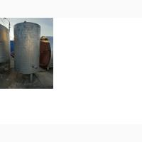 Емкость нержавеющая, объем - 2 куб. м., вертикальная инв 635