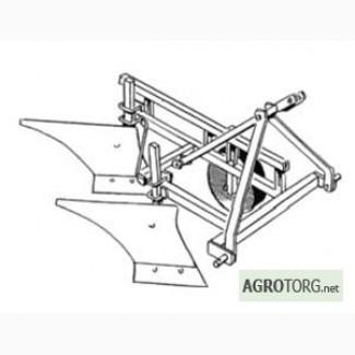 Плуг для трактора своими руками чертежи